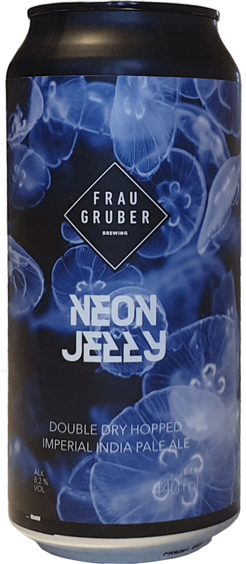 FrauGruber Brewing - Neon Jelly