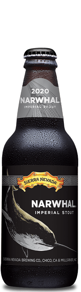 Sierra Nevada Brewing Co. - Narwhal Imperial Stout