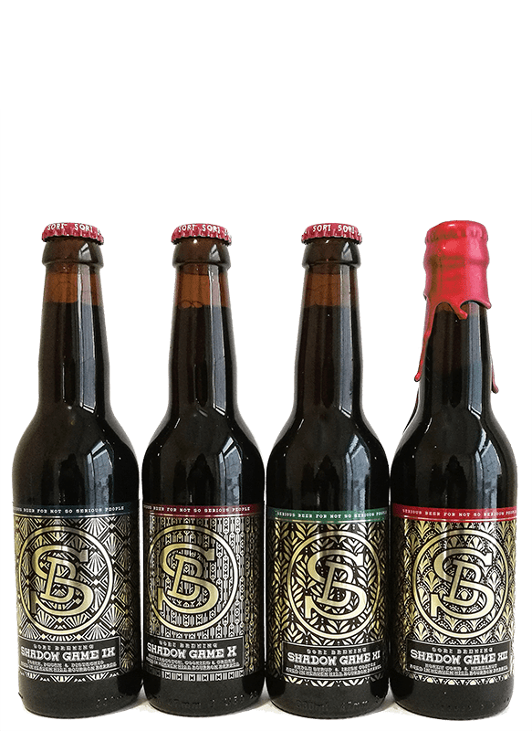 Sori Brewing - Shadow Game Set 9 -12