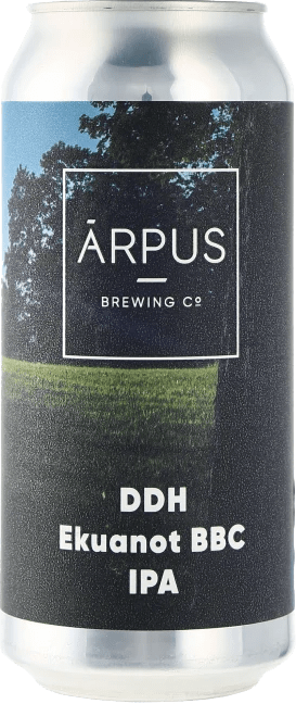 Ārpus Brewing Co. - DDH Ekuanot BBC IPA