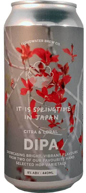 Cloudwater - It Is Springtime In Japan